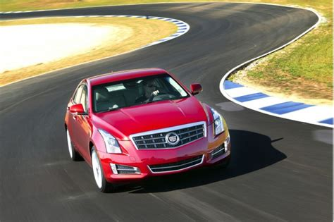 2013 cadillac ats video road test the car connection
