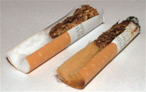 How To Make Paper Cigarettes - how do cigarette filters work how it works magazine