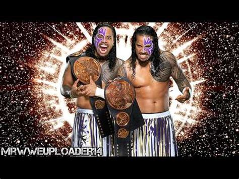 theme song usos 2015 the usos wwe theme song so close now with siva tau