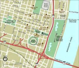 st louis map free printable maps
