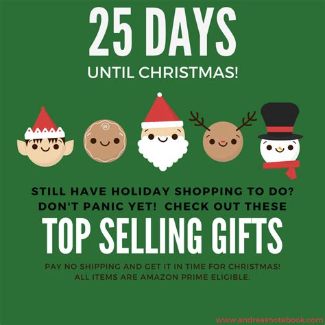 30 top selling christmas gifts