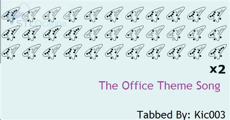 How To Play The Office Theme Song by Dominion Of Geeks