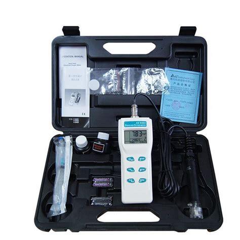 Jual Az Instrument 8402 Dissolved Oxygen Meter compra medidor de ox 237 geno disuelto al por mayor de china mayoristas de medidor de
