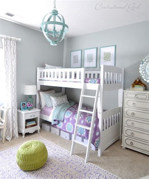 blue bedrooms for girls lavender blue girl s room centsational girl