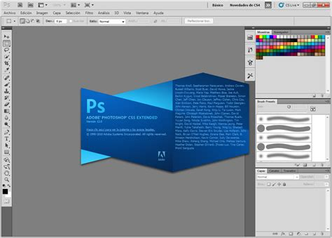 tutorial photoshop cs5 portable adobe photoshop cs5 portable espa 241 ol alien skin plugin