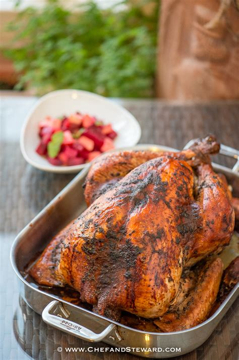 The Kitchen Turkey by How To Roast A Jamaican Turkey To Spice Up Your