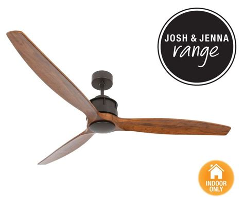 koa wood ceiling fan beacon lighting airfusion akmani 152cm dc fan in