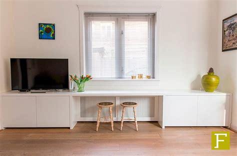 meubels ral 9010 multimeubel maatwerk design gespoten zijdeglans ral 9010