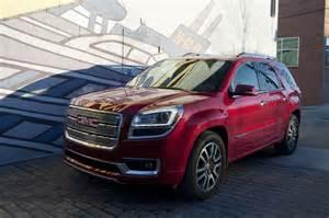 Chevrolet Acadia For Sale New 2015 2016 Gmc Acadia For Sale Cargurus