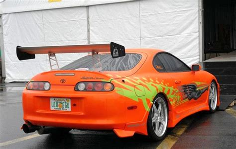 Fast And Furious Supra Kit by 1995 Toyota Supra Turbo Mk Iv Quot The Fast And The Furious