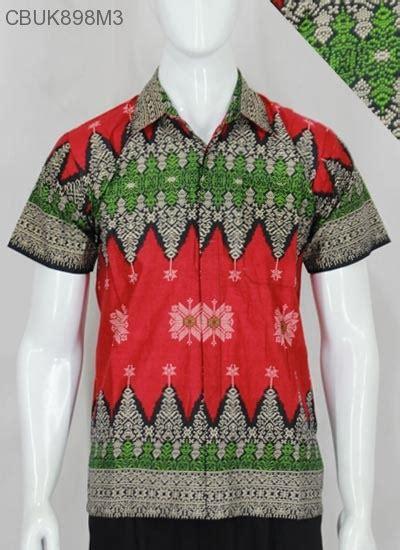 Batik Anjani baju batik kemeja anjani kemeja lengan pendek murah