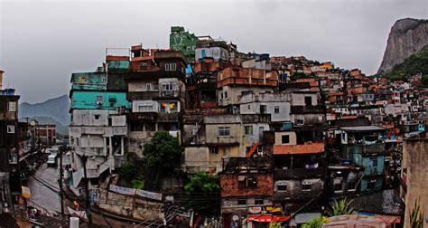 favela brazil slums rocinha is the largest favela in brazil image credit