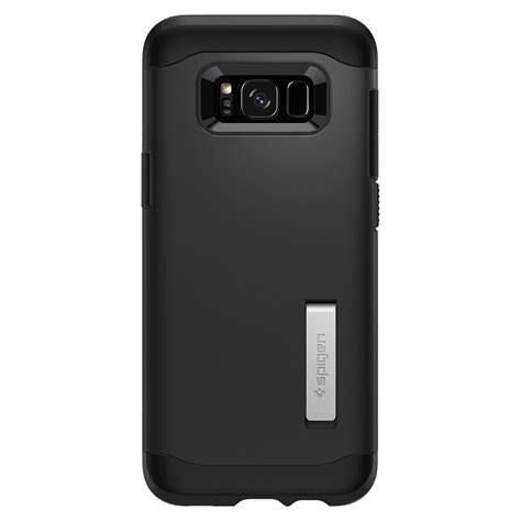 Spigen Armor With Kick Stand Samsung A8 Spigen Slim Armor Rugged Shockproof Cover With
