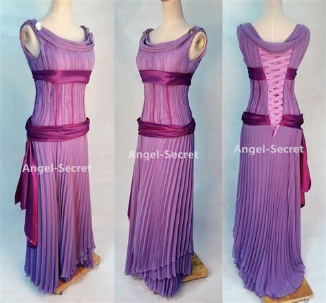 P003 Megara Quot Meg Quot Park Style Hercules Women S Costume