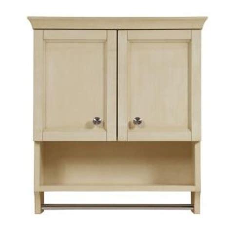 home depot prefab cabinets decolav jordan modular 23 1 2 in w birch wall cabinet in
