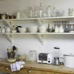 kitchen trend open shelving