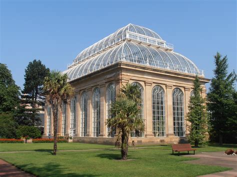 File Palm House Royal Botanic Garden Edinburgh Jpg The Botanical Gardens Edinburgh
