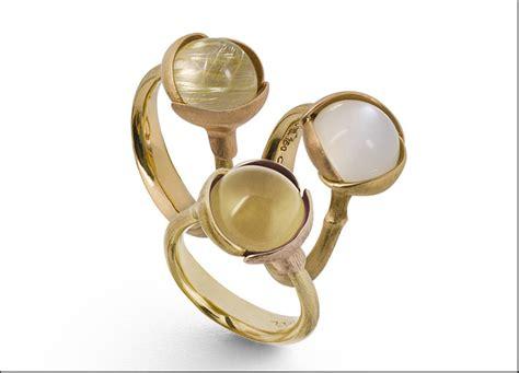 anelli simili pomellato i ciondoli della principessa di danimarca gioiellis