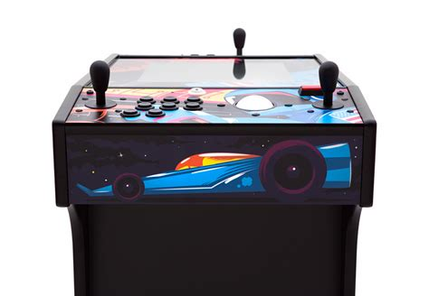 Arcade Cocktail Cabinet by X Arcade Cocktail Cabinet The Awesomer