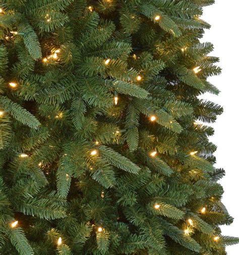 sierra nevada tree artificial 12 ft pre lit led nevada set artificial slim tree x 3 662 tips with 900