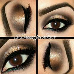 eyeshadow color for brown 13 of the best eyeshadow tutorials for brown