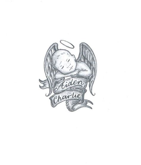 baby memorial tattoo designs 55 baby tattoos designs with meanings