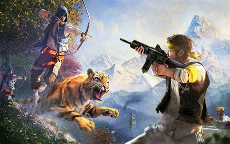 far cry game wallpaper far cry 4 game hd games 4k wallpapers images