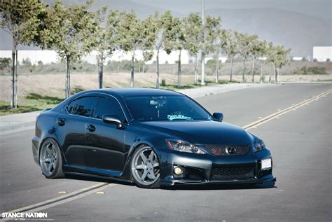 stanced lexus is250 stanced lexus is f