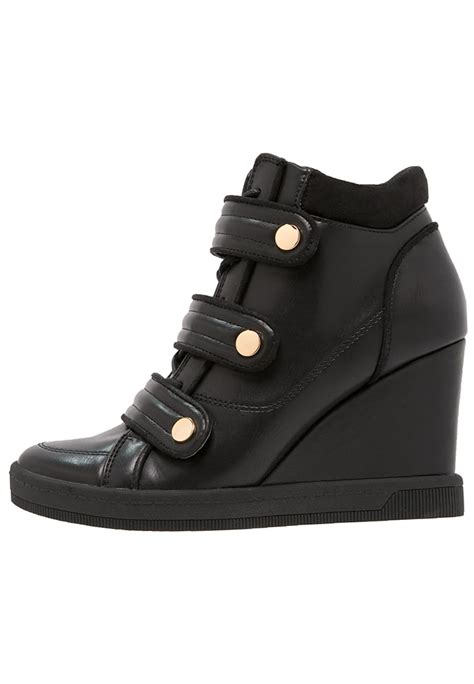Sale Aldo Black Wedges Ori aldo shoes sale aldo ailia high top trainers black