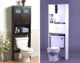 Bathroom Cabinets Over Toilet Storage - shelving for small spaces 9 creative shelving solutions