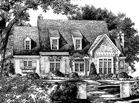 eplans english cottage house plan vernon hill from the southern house plans at eplans best free home design