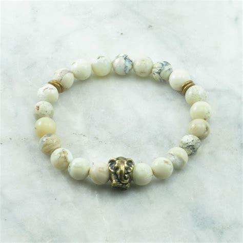 Mindful Mala Bracelet   21 mala beads, yoga bracelet