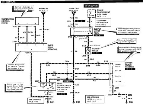 blower motor wiring diagram 27 wiring diagram images