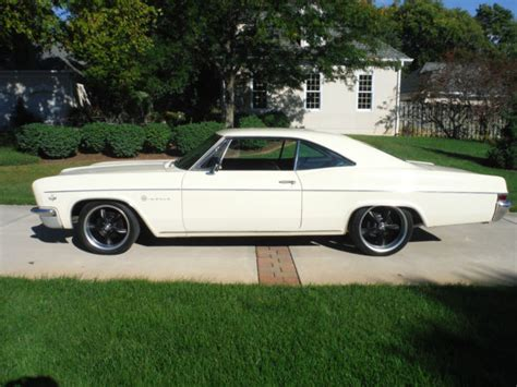 1966 impala sport 1966 chevrolet impala sport coupe one owner factory ac