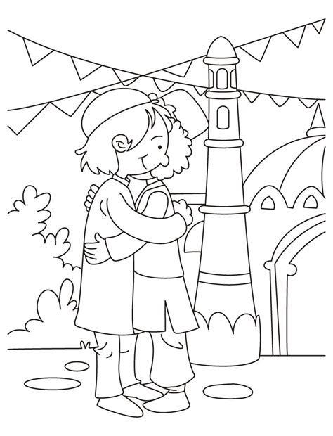 eid coloring pages 14 coloring kids