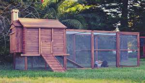 pics photos chook pen chicken house in australia from