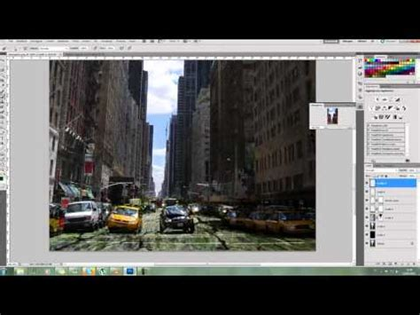 tutorial smudge painting photoshop cs5 photoshop matte painting tutorials images