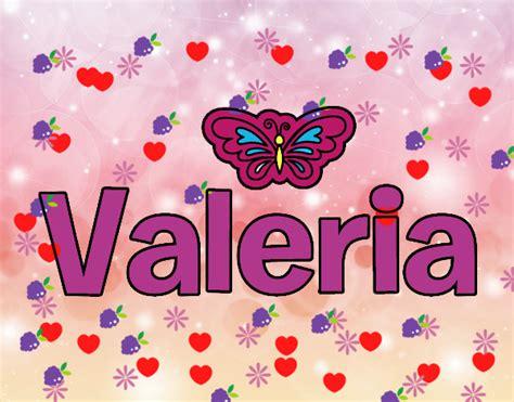 imagenes de i love valeria dibujo de valeria pintado por en dibujos net el d 237 a 12 02