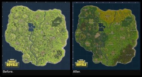 layout still needs update after calling nsscrollview what s new in fortnite battle royale s map update