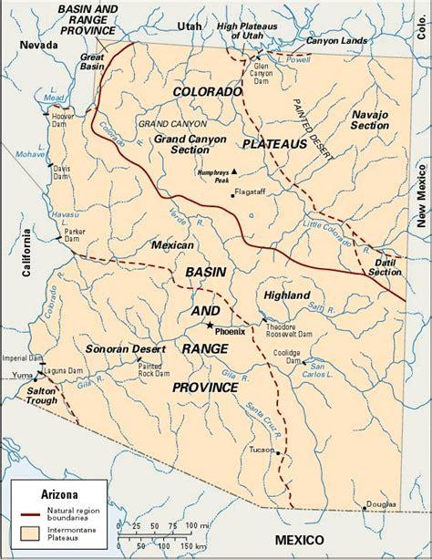 chandler arizona united states map arizona map and arizona satellite images