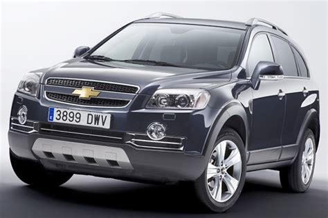 5497 Fan Chevrolet Captiva 2 0 view of chevrolet captiva 2 0 lt photos features and tuning bestautophoto