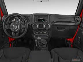 Dashboard Jeep Wrangler 2016 Jeep Wrangler Pictures Dashboard U S News Best Cars