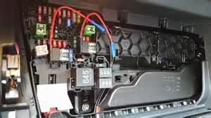 mk7 r installing a 2 channel dash cam blackvue dr650gw
