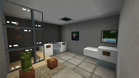 minecraft bathroom ideas subzero house minecraft project