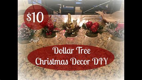 dollar tree christmas tree decoration youtube 10 00 dollar tree decor diy