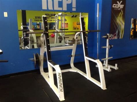 Icarian Squat Rack by Icarian Squat Rack Weight Lifting Building Bar Plate Holder What S It Worth