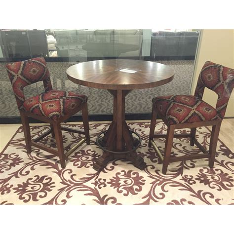Hickory Park Furniture by Bistro Table And Stools 8190 Bt 5035 C Fairfield Sale