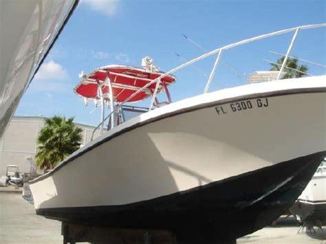 1989 mako 22cc boats yachts for sale