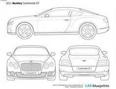 Car Template For Cake by 1000 Images About Cars Blueprints On 2011