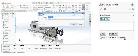 Solidworks 2017 Archives Engineers Rule Solidworks 3d Pdf Template